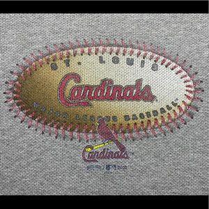Vintage 2000 MLB St. Louis Cardinals Medium Shirt